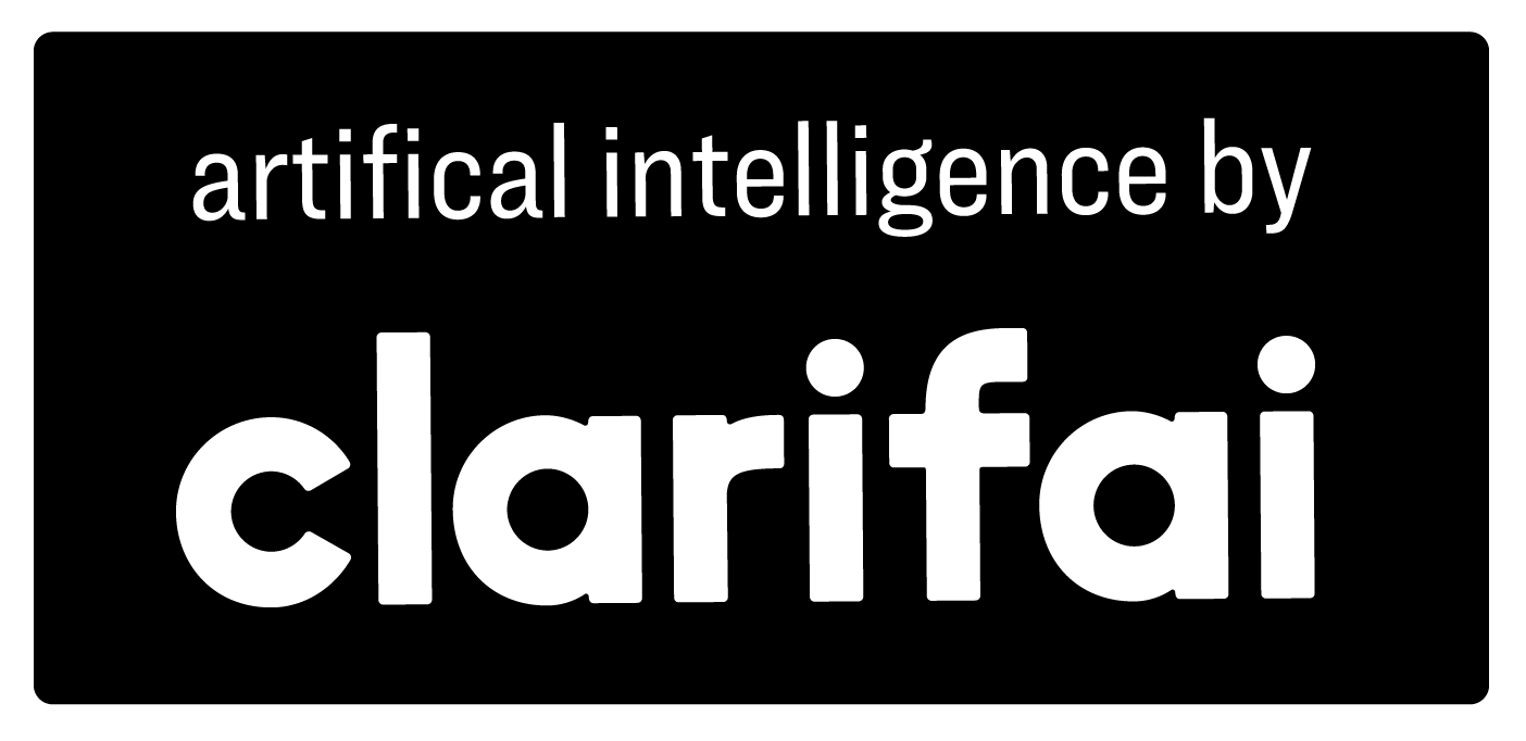 Artificial intelligence by Clarifai